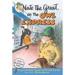 【中商原版】NATE THE GREAT ON THE OWL EXPRESS