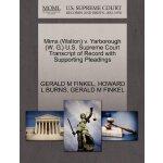 Mims (Walton) v. Yarborough (W. G.) U.S. Supreme Court Tran
