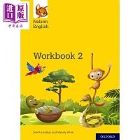 【中商原版】Nelson English: Year 2/Primary 3: Workbook 2 纳尔逊英语:级别2