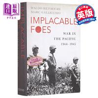 不能和解的敌人 1945年的太平洋战争 英文原版 Implacable Foes War in the Pacific 1944-1945 战争史