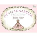 【预订】A is for Annabelle: A Doll's Alphabet