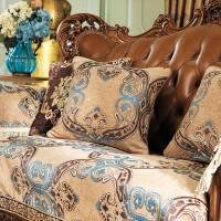 欧式沙发垫套装可定制
