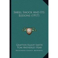 【预订】Shell Shock and Its Lessons (1917) 9781164160427
