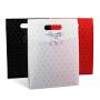孩派 糖果色波点PVC翻盖袋 生日纸袋 礼品袋 礼物袋 包装袋1个