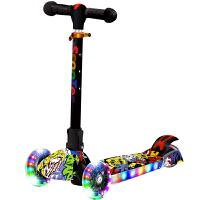 儿童滑板车2-3-6岁3轮溜溜车男女孩单脚划板车滑滑车四轮初学者