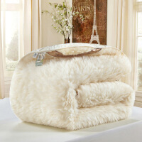 羊毛床垫床褥加厚保暖垫被1.5m床褥子垫背1.8m学生宿舍单人1.2质量媲美慕斯喜临门顾家