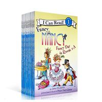 进口英文原版正版 Fancy Nancy 南希小俏妞希希系列29本全套全集 I can read阶段女孩爱读物 Ever