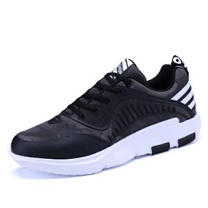 男鞋轻便透气鞋新款休闲鞋运动鞋男士跑步鞋子