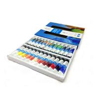 温莎牛顿画家透明24色水彩颜料 10ML 24色水彩画颜料