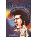 英文原版 名人认知系列 Who Was Elvis Presley?