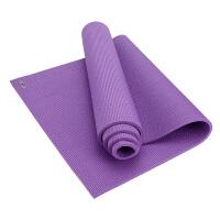 [当当自营]皮尔瑜伽 PVC 8mm纯色防滑瑜伽垫深紫 附带背包