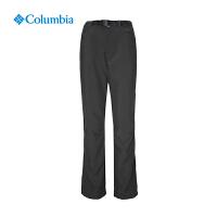 Columbia哥伦比亚女秋冬防晒防污休闲长裤防水透气冲锋裤PL8054