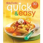 【预订】Betty Crocker Quick & Easy Cookbook: 30 Minutes or Less
