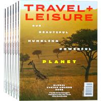 美国 TRAVEL +LEISURE 杂志 订阅2021年 F23 旅游度假、休闲生活杂志