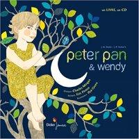【现货】法语原版 彼得潘和温蒂Peter Pan & Wendy 原版精装绘本48P 9782278065295 3-