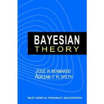 【预订】Bayesian Theory 9780471924166 美国库房发货,通常付款后3-5周到货!