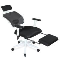 电脑椅家用可躺人体转椅网布学生宿舍可升降职员简约升降办公椅子