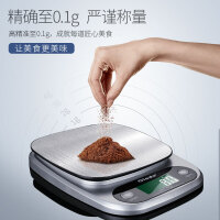 �W�范嚯�子秤家用小秤精��0.1克食物�Q克�Q烘焙秤高精度�N房秤