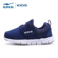 【3件3折到手价:65.7元】鸿星尔克(ERKE)男童鞋小童学生动感跑鞋 魔术贴扣休闲鞋