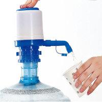 一只装 桶装水手压泵压水器手压式纯净水桶压水器饮水机龙头矿泉水吸水器大桶泵