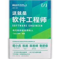 这就是软件工程师:用代码改变世界的人(罗振宇监制,来自四位行业高手多年的从业智慧和心法)