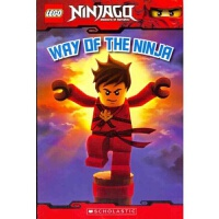 【中商原版】英文原版LEGONinjagoReader #1Way Of Ninja乐高忍者道 学乐