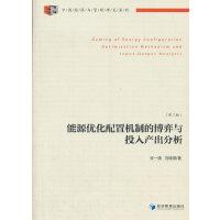 能源优化配置的博弈与投入产出分析(第二版)