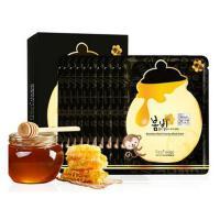 【包邮】韩国papa recipe黑色春雨蜂蜜面膜黑卢卡蜂胶补水保湿舒缓修复