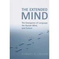【预订】The Extended Mind: The Emergence of Language, the Human