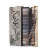 美国Urban Decay裸妆眼影盘12色烟熏大地色系 Naked 1支装 1号/2号/3号 可选,下单备注