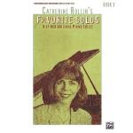 【预订】Catherine Rollin's Favorite Solos: Book 3: 8 of Her Ori