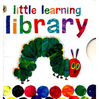 Learn with the Very Hungry Caterpillar. by Eric Carle (ISBN