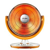 艾美特 HF12081T-W取暖器家用小太阳 塔式陶瓷电暖器摆头防烫边定时电暖气1200W