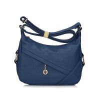 中年女包斜挎包软皮妈妈包中老年女士包包斜跨包