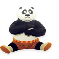 功夫熊猫3公仔毛绒玩具玩偶娃娃