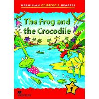 Macmillan Children's Readers 1b - The Frog and the Crocodil