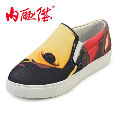 女鞋 大鱼海棠系列 春夏秋季女士时尚休闲单鞋 DY6105大鱼海棠系列女鞋  时尚潮流