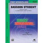 【预订】Student Instrumental Course Bassoon Student: Level I