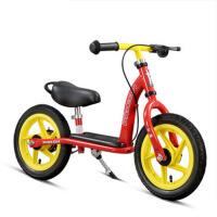 儿童平衡车滑步车2-6岁男女宝宝学步车刹车充气轮溜溜车