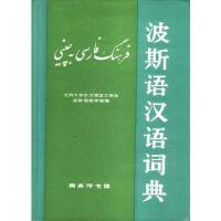 波斯语汉语词典 北京大学东方语言文学系波斯语教研室 商务印书馆9787100006811