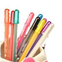 日本樱花立体笔 果冻笔 水彩笔 有立体效果彩色笔 DIY手绘画笔
