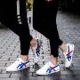 金牛骑士阿甘鞋休闲运动学生跑步鞋系带运动男鞋韩版休闲板鞋