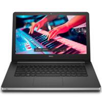 戴尔(DELL)Ins14UR-5525S 14英寸笔记本电脑 (i5-7200U 4G 500G M440 2G)银