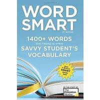 【现货】英文原版 聪明记单词 第六版 Word Smart, 6th Edition 2017版 含1400多个词汇
