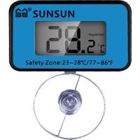 水族温度计养鱼液晶水温计热带鱼电子水温仪器鱼缸水族箱测温