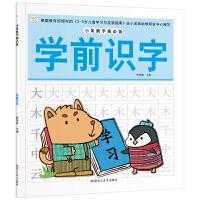 24开小笨熊学前必备 学识字