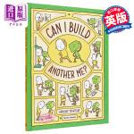 做一个机器人, 假装是我 英文原版 Can I Build Another Me?吉竹伸介
