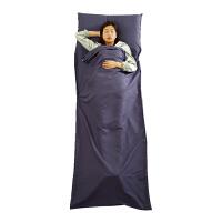 户外旅行秋冬季全棉旅行睡袋内胆 宾馆隔脏睡袋便携睡袋 115*210