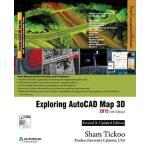 【预订】Exploring AutoCAD Map 3D 2015