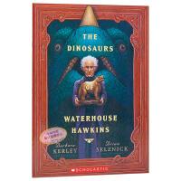 【中商原版】霍金斯的恐龙世界The Dinosaurs Of WaterhouseHawkins学乐